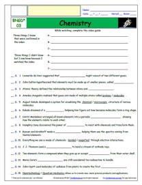 FREE Differentiated Worksheet for